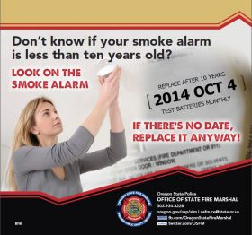 Check Smoke Alarm Date